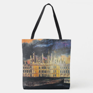 Chambord Chateau Tote Bag