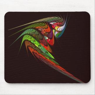 Chameleon Abstract Art Mousepad
