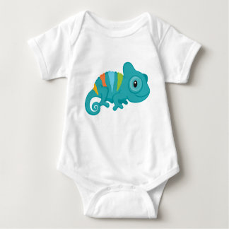 Chameleon Baby Jersey Bodysuit