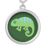 Chameleon Custom Necklace