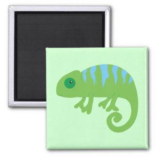Chameleon Fridge Magnet
