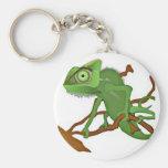 Chameleon Key Chains