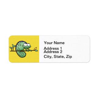 Chameleon Label