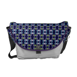 Chameleon Messenger Bag