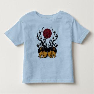 Chameleon Moon T-shirt