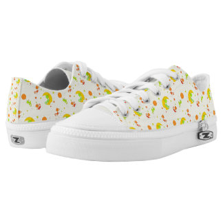 Chameleon Night-Repeated Low-Top Sneakers