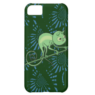 Chameleon On The Prowl iPhone 5C Case