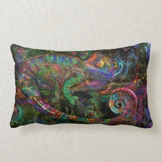 Chameleon Pillows