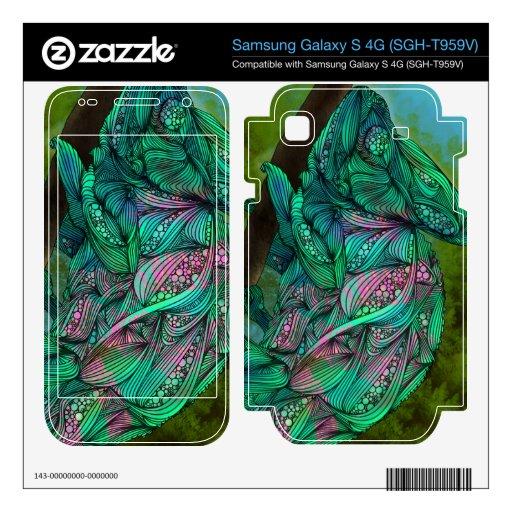 Chameleon Samsung Galaxy S Skin