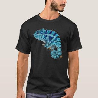 chameleon shirt blue