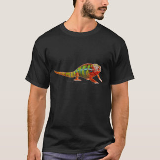 chameleon shirt green