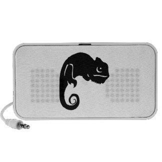 Chameleon Silhouette Mini Speaker