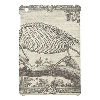Chameleon Skeleton Illustration Case For The iPad Mini