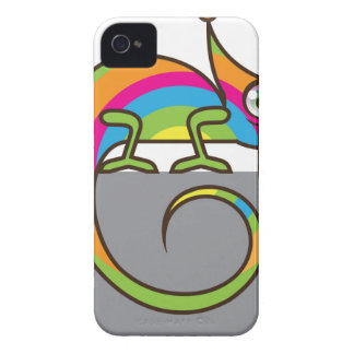 Chamelion vector iPhone 4 case