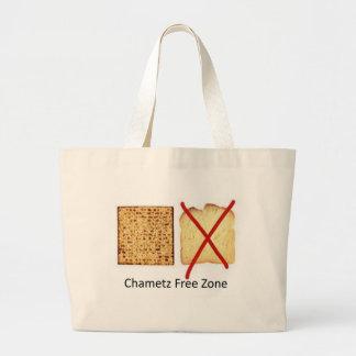 Chametz Free Zone Large Tote Bag