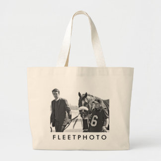 Chamois Jumbo Tote Bag