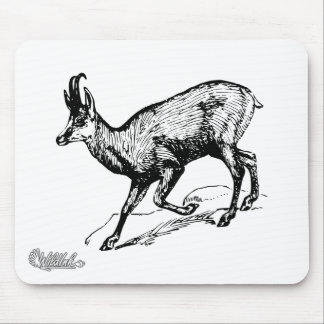 Chamois Mouse Pad