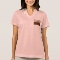 chamois polo shirt