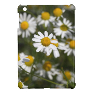 Chamomile flowers cover for the iPad mini