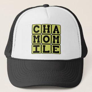Chamomile, Type of Tea Trucker Hat