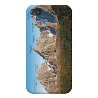 Chamonix - Aiguille de Chamonix iPhone 4 Funda