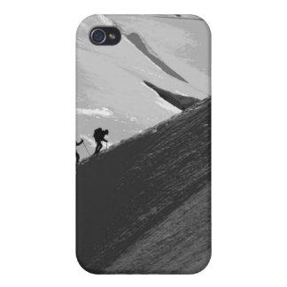 Chamonix - Aiguille du Midi Arete iPhone 4/4S Case
