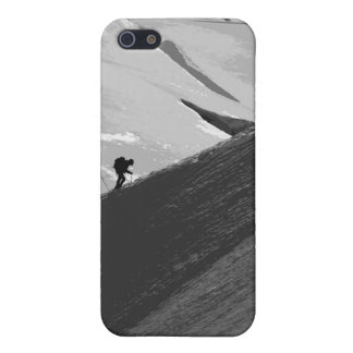Chamonix - Aiguille du Midi Arete Covers For iPhone 5