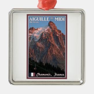 Chamonix - Aiguille du Midi Ornato