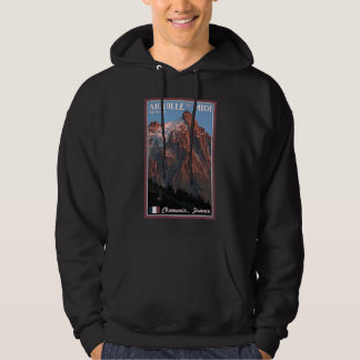 Chamonix - Aiguille du Midi Hoodie