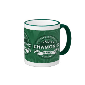 Chamonix Color Logo Mugs