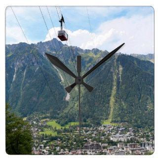 Chamonix - France Clocks