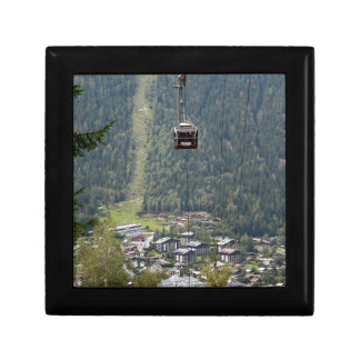 Chamonix - France Jewelry Box