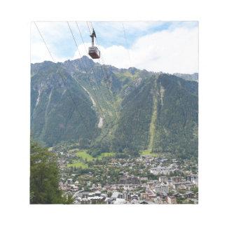 Chamonix - France Scratch Pad