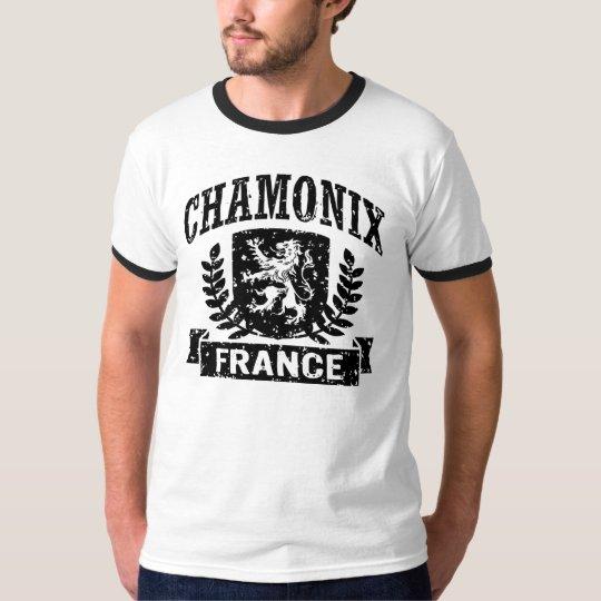 Chamonix France T-Shirt