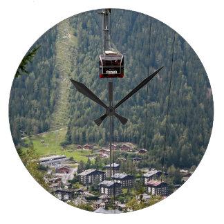 Chamonix - France Wall Clock