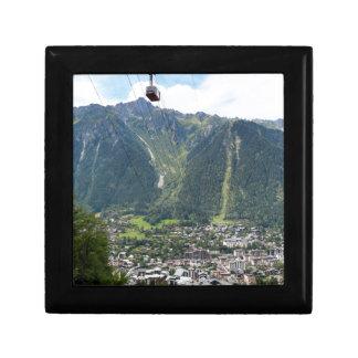 Chamonix - Francia Cajas De Recuerdo