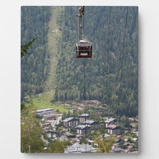 Chamonix - Francia Placas Con Foto