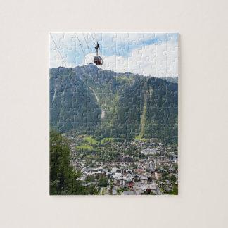 Chamonix - Francia Rompecabezas