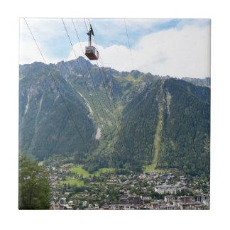 Chamonix - Francia Tejas