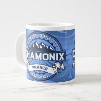 Chamonix Jumbo Blue Jumbo Mug