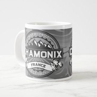 Chamonix Jumbo Grey Jumbo Mug