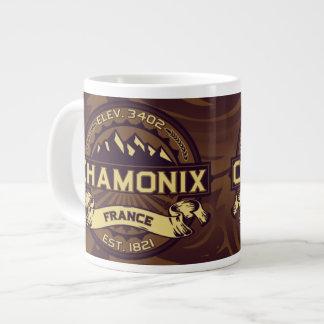 Chamonix Jumbo Sepia Jumbo Mug