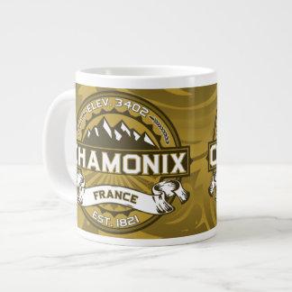 Chamonix Jumbo Tan Jumbo Mugs