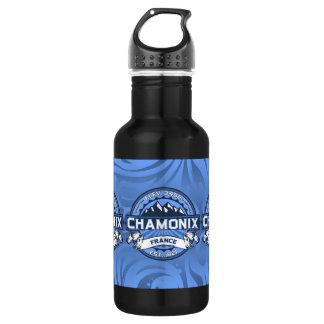 Chamonix Liberty 32 Blue Stainless Steel Water Bottle