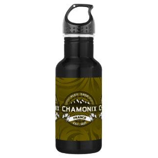 Chamonix Liberty 32 Olive Water Bottle
