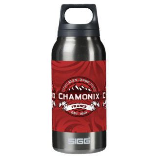 Chamonix Liberty 32 Red Insulated Water Bottle