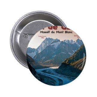 Chamonix - Mer de Glace Button