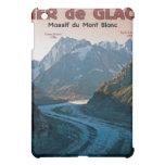 Chamonix - Mer de Glace Cover For The iPad Mini