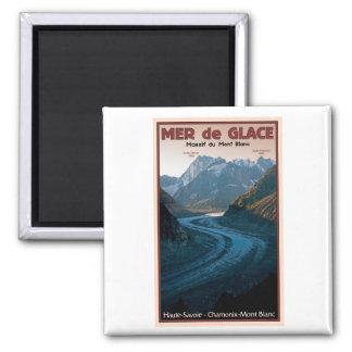 Chamonix - Mer de Glace Magnet