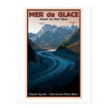 Chamonix - Mer de Glace Post Cards